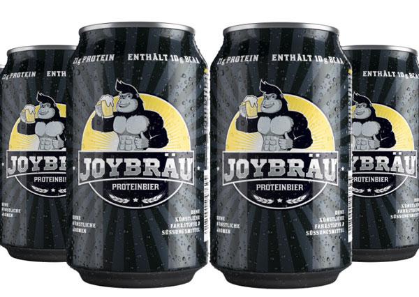 プロテインビールjoybrauの画像
