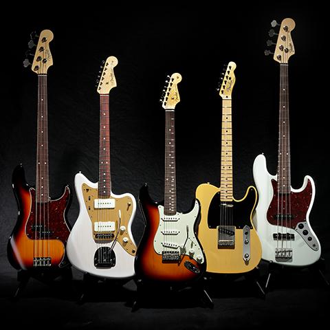 3C分析の題材Fender社